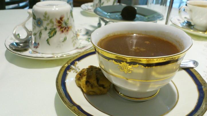 TCC's Cinnamon Hot Chocolate