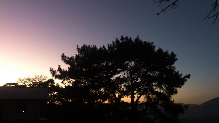 Mornings in Hilltop, Baguio